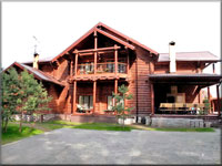 Коттедж Усадьба в Сысерти 1, аренда на сутки, загородный отдых